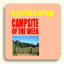 Campsite of the week